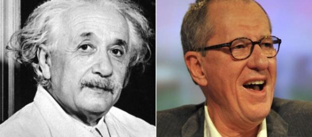 Geoffrey Rush to play Einstein in TV drama Genius - BBC News - bbc.com