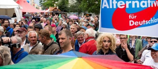 Immer mehr Homosexuelle wählen rechte Parteien