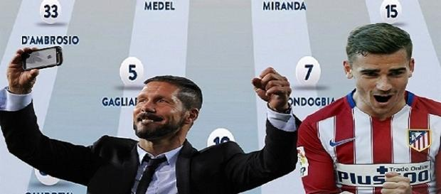 Inter, nasce l'era Diego Pablo Simeone