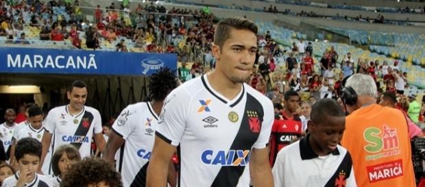 Jean é um dos grandes destaques do Vasco na atual temporada