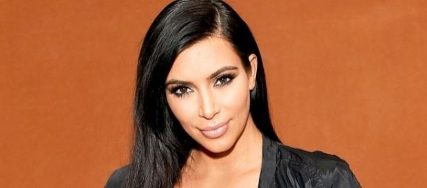 Kim Kardashian é estrela de TV americana