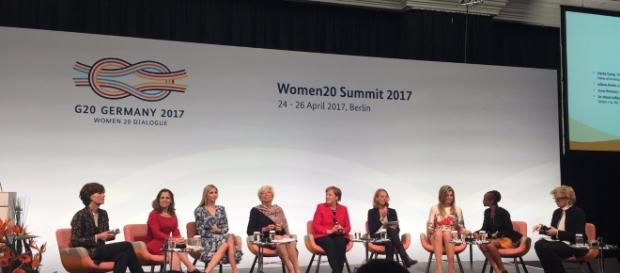 La cancelliera Merkel ha invitato Ivanka Trump al W20.