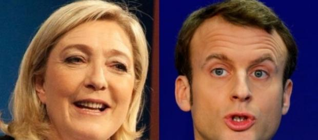 Marine Le Pen and Emmanuel Macron - ABC News (Australian ... - net.au