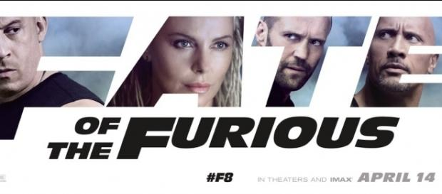 The Fate of the Furious Movie Poster (#1 of 11) - IMP Awards - impawards.com