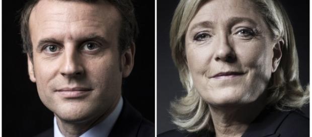 Un duel Macron-Le Pen au second tour de la présidentielle ... - ledevoir.com