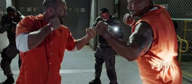 Vin Diesel ready to take Dwayne Johnson on a fist fight - birthmoviesdeath.com