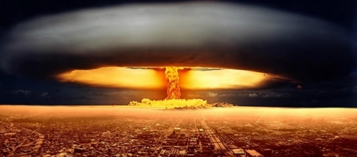 Resultado de imagem para ataque nuclear