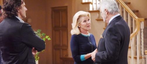 B&B Spoiler Video: Tensions rise as Eric and Quinn's wedding draws ... - sheknows.com