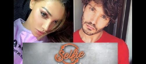 Belen e Stefano insieme a 'Selfie' su Canale 5.