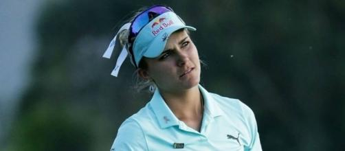 Controversial 4-stroke penalty costs Lexi Thompson an LPGA major ... - sportingnews.com