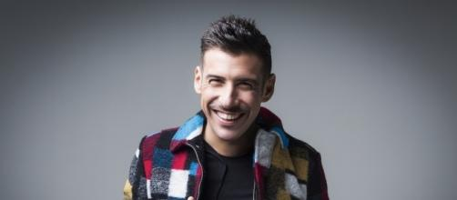 Francesco Gabbani, le favori italien de l'Eurovision 2017. (Photo EBU)
