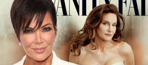 Kris Jenner finally breaks her silence on Caitlyn Jenner's Vanity ... - mirror.co.uk