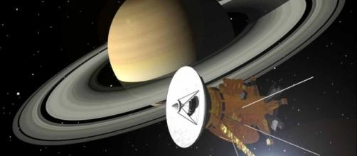 Mysterious Anomaly in NASA's Cassini Saturn-Mission Orbit ... - dailygalaxy.com