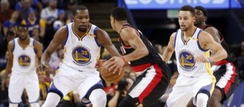 Portland Trail Blazers vs. Golden State Warriors – Bold ... - oregonsportsnews.com