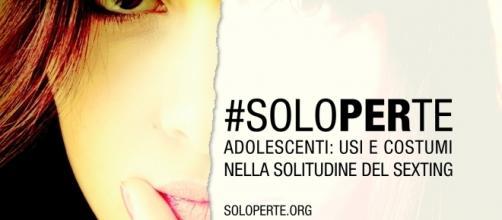 #soloperte è la prima mostra in Italia che 'provoca' i ragazzi per riflettere sul #sexting