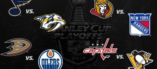Stanley Cup Playoffs Second Round Schedule - nhl.com
