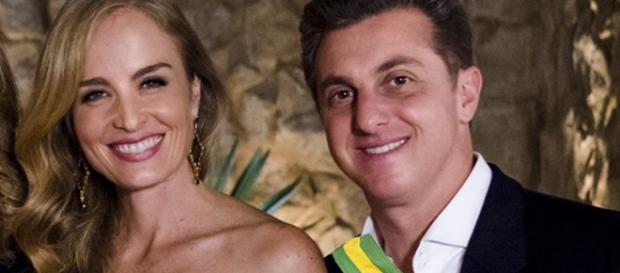 Angélica fala sobre a possibilidade de ser primeira-dama do Brasil