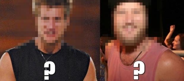 Antes e depois de Diego Alemão do BBB 7.