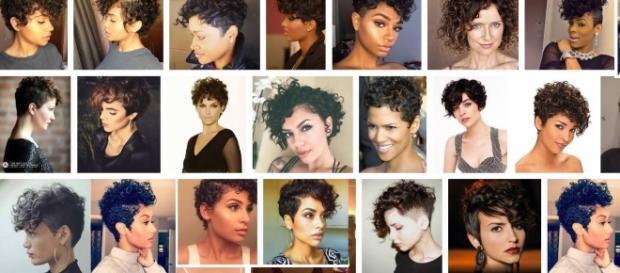 Cabelos curtos valorizam qualquer tipo de cabelo!