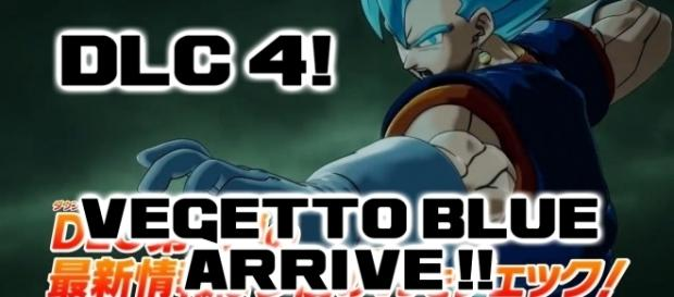 DLC 4 de Xenoverse 2 ! Vegetto Blue arrive !