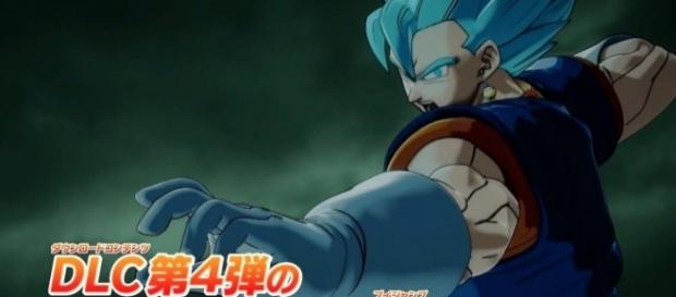 'Dragon Ball Xenoverse 2' DLC Pack 4 details revealed on SSB Vegito & story mode (@rhymestyle/youtube)