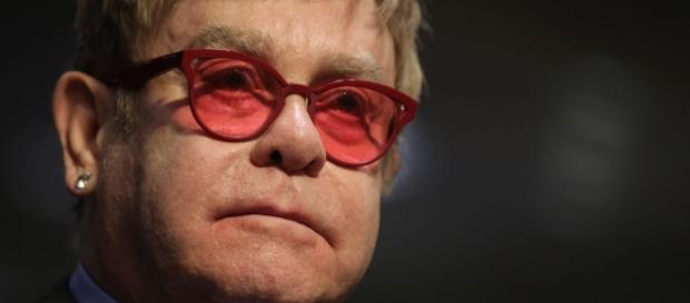 Elton John cancels shows after being hospitalized due to rare ... - aol.com