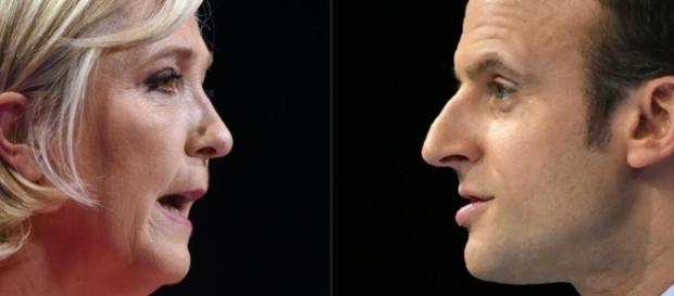 Macron accepte le débat d'entre deux tours avec Le Pen
