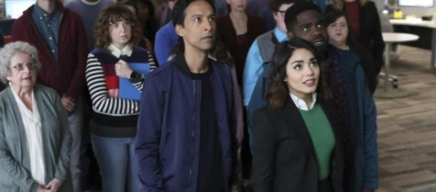 NBC has pulled 'Powerless' off the air with two weeks left [Image via Blasting News Library]