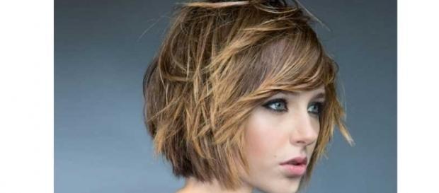 Tagli capelli corti wella