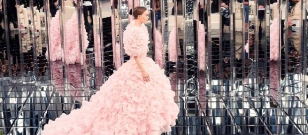 Spring Summer 2017 Chanel Haute Couture