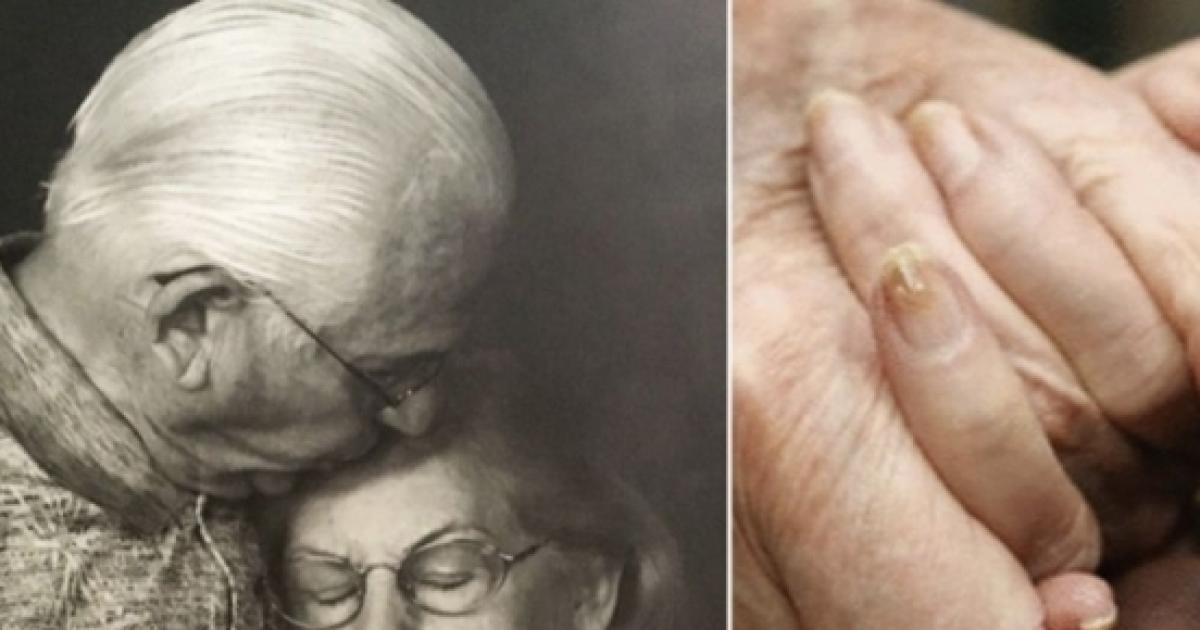 Married 69 years, couple die 40 minutes apart, holding hands
