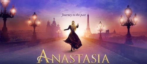 Anastasia: il nuovo musical. A Journey to the past