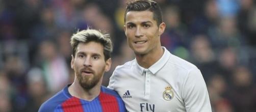 Buen rollo entre Messi y Cristiano - mundodeportivo.com