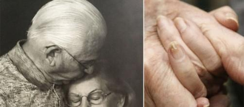 Couple married 69 years died only 40 minutes apart, holding hands - Photo: Blasting News Libraey - yahoo.com