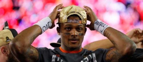 Ex-NFL RB Warrick Dunn helped give Deshaun Watson his childhood ... - usatoday.com