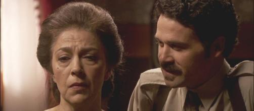 Il Segreto serale 30 aprile: Francisca e Cristobal
