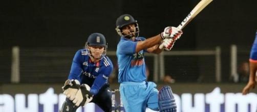 India vs England 1st ODI: Virat Kohli, Kedar Jadhav tons clinch ... - hindustantimes.com
