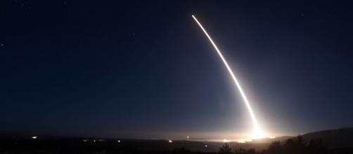 Minot tests Minuteman III with launch from Vandenberg AFB ... - rapidcityjournal.com