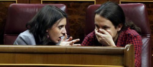 Noticias de Podemos: Irene Montero relevará en la portavocía a ... - elconfidencial.com