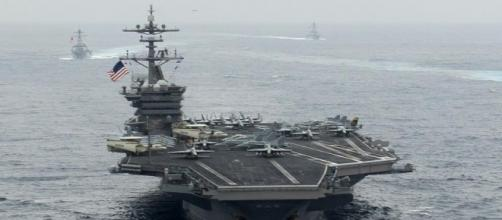 USS Carl Vinson begins deployment in January | Naval Today - navaltoday.com