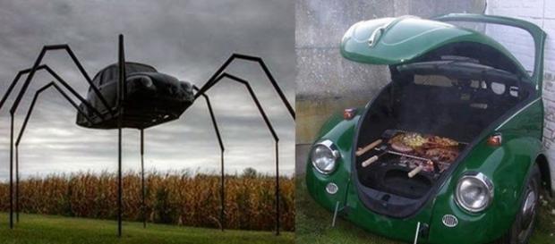 Algumas invenções são totalmente bizarras e sem sentido