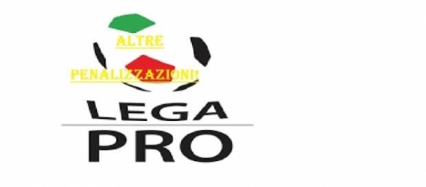Altre penalizzazioni in Lega Pro.