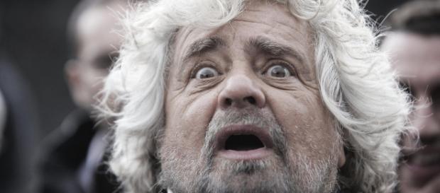 Beppe Grillo, leader del Movimento 5 Stelle