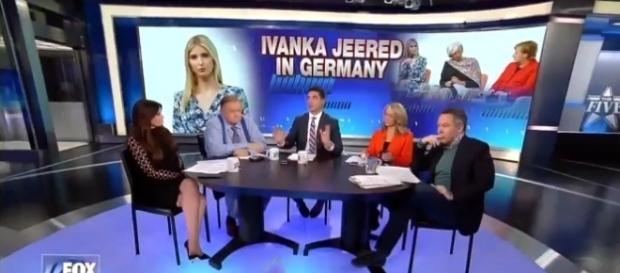 Fox News on Ivanka Trump, via Twitter