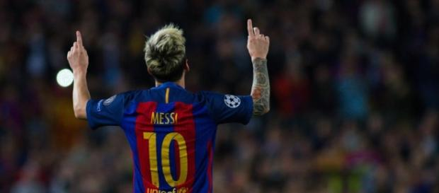 Messi, nominado a mejor jugador y mejor gol de la semana - mundodeportivo.com