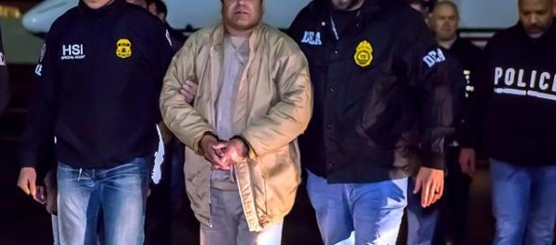 New Plan: Get El Chapo to Pay for the Border Wall - nymag.com