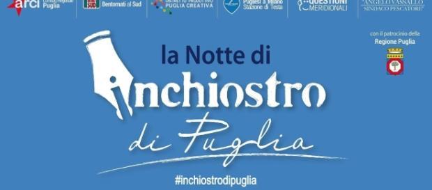 Notte di Inchiostro di Puglia, l'ultima edizione il 24 aprile 2017