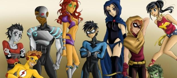 Teen Titans por hardygrl13 | los jovenes titanes | Pinterest ... - pinterest.com