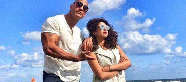 The Rock promises Priyanka Chopra will 'slay' Baywatch | hollywood ... - hindustantimes.com