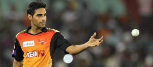 Bhuvneshwar Kumar defends SRH's under-performing middle-order ... - sportzwiki.com